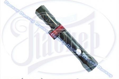 Ключ трубчатый 17х19 цинк 13718