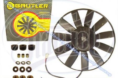 Мотор вентилятора , дв 405, 406, 409 BAUTLER с крыльчаткой BTL3110FC