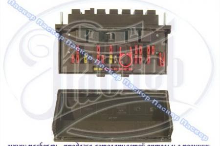 Блок реле и предохранителей ВАЗ-2105, 07 инжектор 521.3722