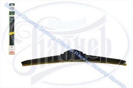 Щетки стеклоочистителя 35см универсальная HEYNER HYBRID гибридная AL-024000