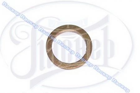 Шайба М18 главных цилиндров тормозов и сцепления медная 2101 1/02599/60