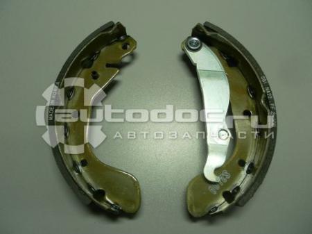 Колодки тормозные задние ESPERO / LANOS / NEXIA SA055
