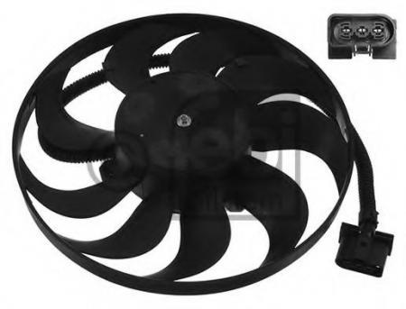 Вентилятор радиатора 220 / 60W A3 / 4, G4 14744