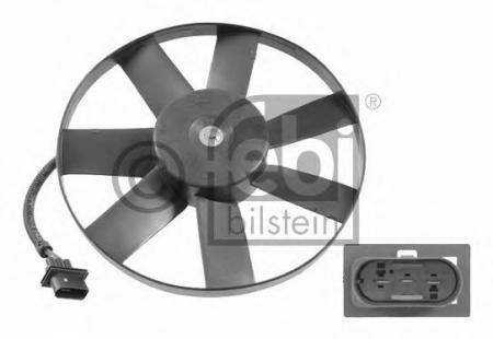 Вентилятор двигателя 100W A3, G IV, BORA 14748