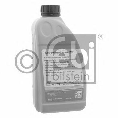 ATF 1л.[Automatic Transmission Fluid] Масло для АК /красное/ F27001
