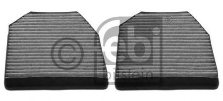 фильтр салона. MB SL 320 / 350 / 500 3.7 / 5.0 / 5.4 / 5.5 / 6.0 01> угольный 36181