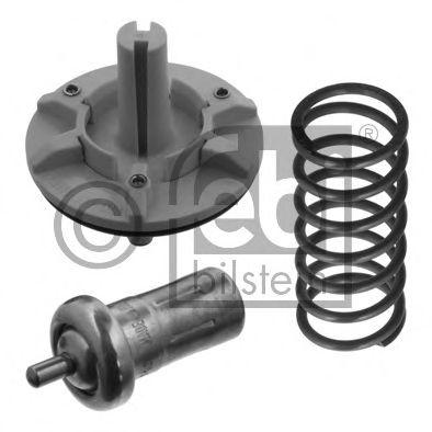 термостат Audi A1, Skoda Fabia, VW Golf V / Golf VI / Tiguan 1.4 16V 07> 36397