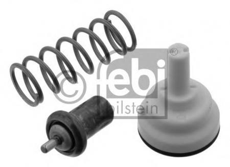 термостат Audi A1, Skoda Fabia, VW Golf V / Golf VI / Tiguan 1.4 16V 07> 36533