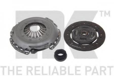 комплект сцепления Audi 80-100 / A6 2.0 / 2.2 / 2.3 88-96 134749