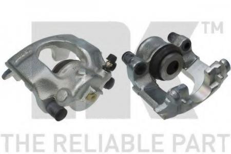 Суппорт тормозной пер.прав. Opel Astra G 1.2 16V 98 -> Bosch d.48 2136132