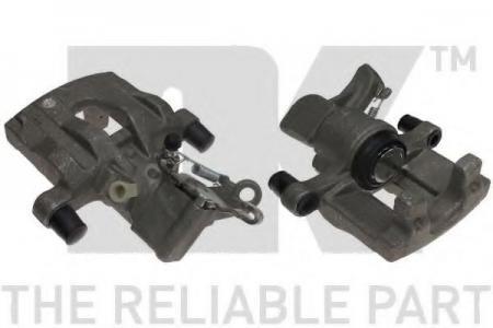 Суппорт тормозной зад.лев. Opel Signum / Vectra 1.6-2.2 / 1.9TDCi-2.2TDi 02 -> ATE d.38 213697