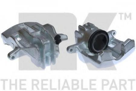 Суппорт тормозной пер.прав. Peugeot 406 1.6 / 1.8 / 1.9D / 1.9TD 95 -> Lucas d.57 213790
