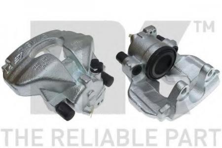 Суппорт тормозной пер.прав. Ford Galaxy, VW T4 2.0-2.8 / 1.9D-2.5TDi 90 -> ATE d.57 2147170