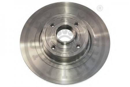 Диск тормозной задний MEGANE II OPTIMAL BS-8202