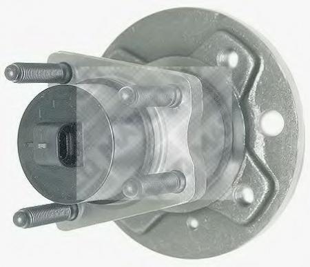 Подшипник задней ступицы OPEL Astra F-G / Vectra A-B (MAPCO) 26807