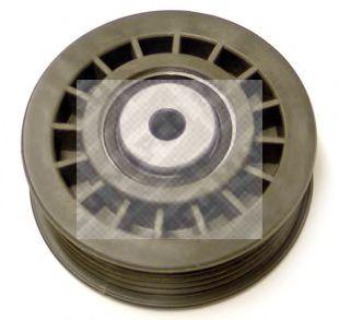 Ролик отклонительный поликлин.ремня MERCEDES дв.M103 / M119 (MAPCO) 23963