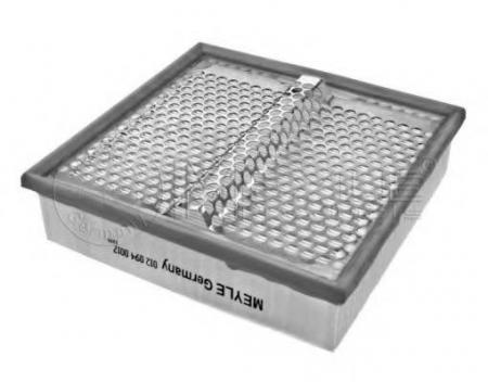 Фильтр воздушный для MERCEDES W124, W201 2, 5TD / 3, 0D двигатели OM602 / OM605 / OM606 0120940017