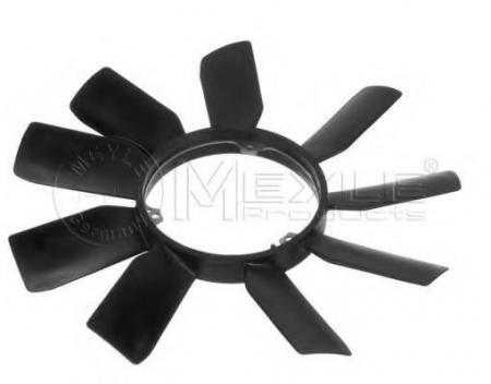Крыльчатка термомуфты вентилятора 0140200017