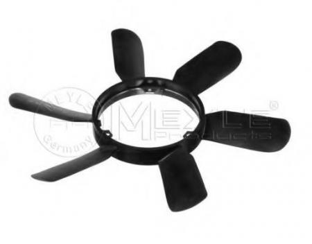 Крыльчатка термомуфты [3-болта, 6-лопаст.] для MERCEDES W140 2.8, 3.2 91-; R129 мот.M103 / M104 0140200020