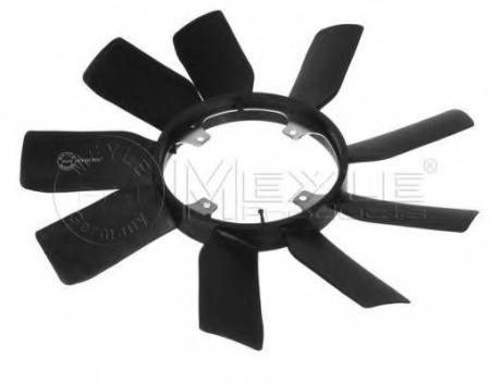 Крыльчатка термомуфты вентилятора 0140200038