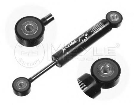 Амортизатор натяжителя поликлин.ремня для MERCEDES W124, W126, W140, W201, W202, BM460/461/463, BM601/602/611/667 DIESEL мот.OM601, OM602, OM603 0140200045