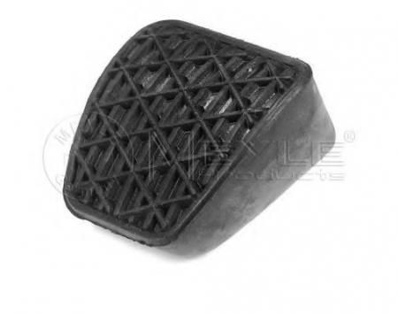 Резиновая накладка педали тормоза / сцепления для MERCEDES W201 / W124 / W202 / W210 / R129 , MERCEDES 0140290003