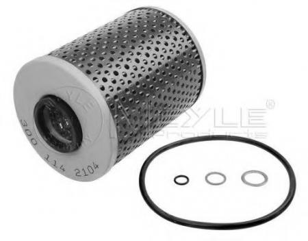 Фильтр масляный [картридж] для BMW E36 / E34 двигатели M50 / M52 / S50B30 / S50B32 3001142104