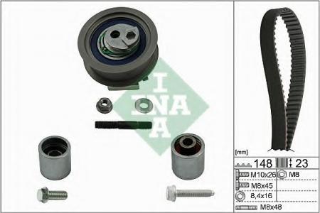 Комплект роликов ГРМ LUK 530044510