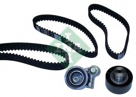 комплект роликов ГРМ 530034810