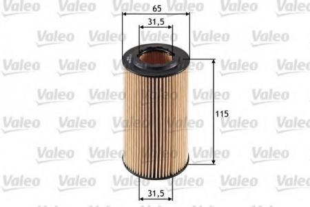 Фильтр масляный двигателя VALEOФильтры масляные двигателя<br><br>
