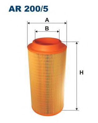 Фильтры воздушные двигателя FILTRONФильтры воздушные двигателя<br><br>