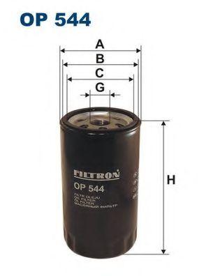 Фильтр масляный двигателя FILTRONФильтры масляные двигателя<br><br>