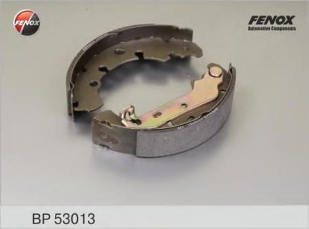 Колодки тормозные бараб.задние BP53013 FENOX