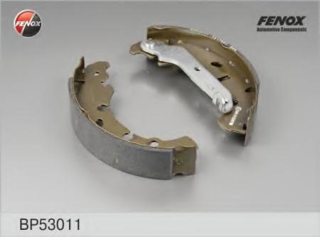 Колодки барабанные комплект BP53011 FENOX