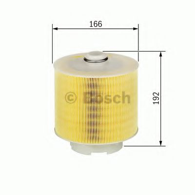Фильтр воздушный двигателя BOSCHФильтры воздушные двигателя<br><br>