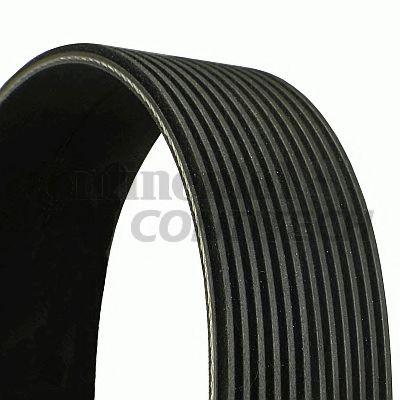 Ремень поликлиновой для Iveco 12PK1815