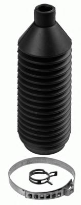 Пыльник р / т FORD TRANSIT 91-00гг. комплект (смазка+хомуты) шт. 3018901