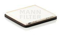 Салонные фильтры MANNФильтры салона<br><br>