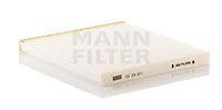 Салонный фильтр MANNФильтры салона<br><br>