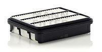 Фильтр воздушный для MITSUBISHI Galant 1, 8-2, 5 92-8 / 00 , 2, 5-V6 9-00-> , MAZDA Xedos 9 2, 0 / 2, 5 7 / 93-7 / 00 , 2, 5-V6 7 / 00-> C2438