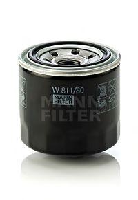 Фильтры масляные двигателя MANN