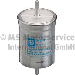 Фильтр топливный Audi A3 / A4 / S3 / TT 96 ->, VW Bora / Golf / NewBeetle / T4 1.4-3.0 97 -> 50013419