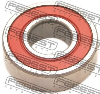 ПОДШИПНИК ШАРИКОВЫЙ (15x35x11) (ALL TOYOTA MITSUBISHI HONDA MAZDA NISSAN) AS-6202-2RS