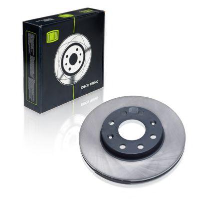 Диск торм. передний для а / м Chevrolet Aveo (04-) / S DF062101