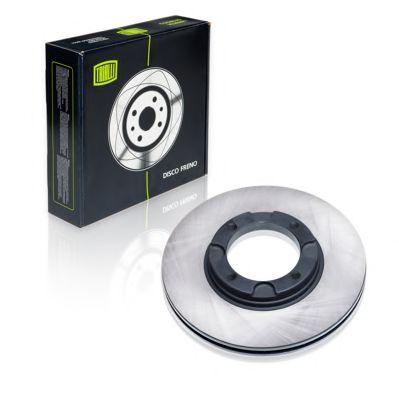Диск торм. передний для а / м Hyundai Accent (94-)(T DF084101