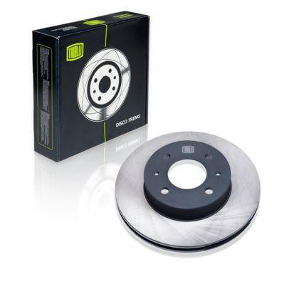 Диск торм. передний для а / м Hyundai Accent (00-) / V DF084102