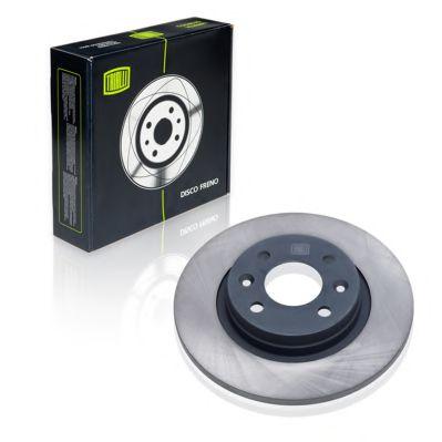 Диск торм. передний для а / м Renault Logan (04-) / Sa DF095102