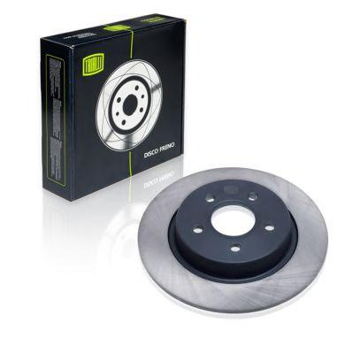 Диск торм. задний для а / м Ford Focus (04-) / C-Max ( DF106104