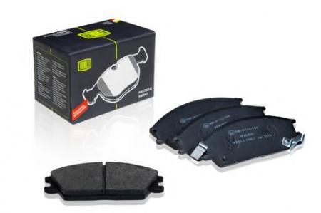 Колодка торм. пер. диск. для а / м Hyundai Sonata (9 PF084501