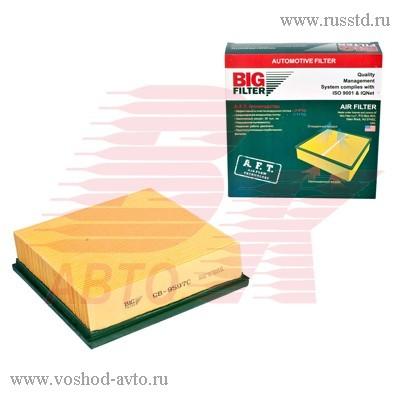 Фильтр воздушный ВАЗ 2108-10 инжектор БиГУР GB 9597C GB 9597C
